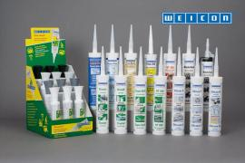 Adhesive sealant - stainless steel
