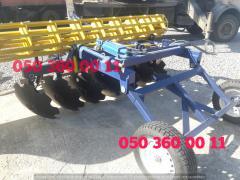 Агрегат для обработки почвы - борона АГД 2,5 прицепная