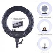 Annular Led Lamp CY-R50L PRO 18 Bi-color 55 W 480 L