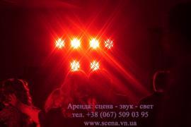 Аренда светового оборудования: прожектора, движущейся головы