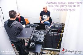 Аренда звукового оборудования: акустические системы, Backline