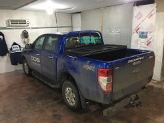 Body Cover Nissan Navara. Cover Bed Of A Pickup Truck. Cover BVV