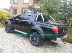 Body cover Toyota Tundra/ Toyota Tundra Pickup truck
