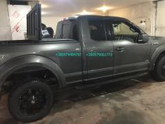 Body cover Toyota Tundra. Body cover pickups