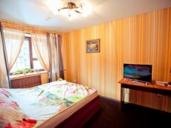 Booking hotels for business travelers in Barnaul