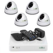 CCTV kit Green Vision GV-K-L06/04 720P