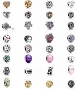 Charms Pandora inexpensive in Ukraine. Sale
