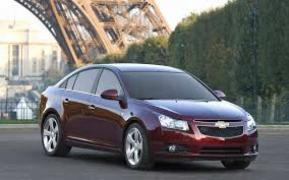 Chevrolet Cruze Rent a car Chevrolet Cruze with the right of redemption in installments leasing