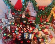 Christmas decorations wholesale