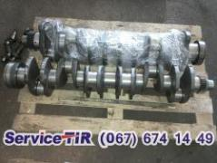 DAF XF 95 crankshaft b/a