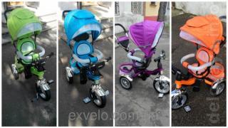 Детские велосипеды в веломагазине ExVELO