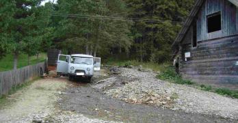 Доставка минеральной воды натуральной из Карпат