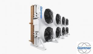 Dry coolers - liquid coolers (drycoolers) GUNTNER
