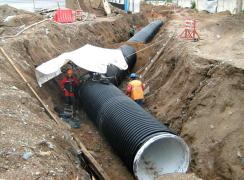 Gas And Oil Pipelines, Water Supply