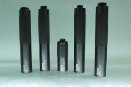 GEN 2 silencers for rifles and carbines in calibers