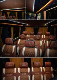 Переоборудование микроавтобусов Бердичев Бус-Стиль