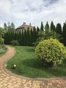 Inexpensive landscape design, turnkey
