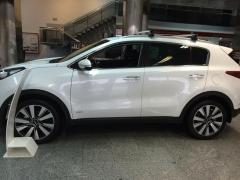 KIA Sportage Christmas sale cars from the dealership over prices 2015