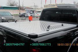 Крышка Багажника Кузова Для Nissan NP300/ Ниссан НП300 Пикапа