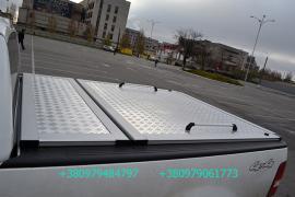 Крышка багажника Toyota Tundra. Крышка кузова пикапа