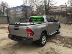 Крышка кузова пикапа Ford Ranger Limited. Крышка на Toyota Hilux