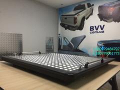 Кришка кузова Тойота Тундра. Тюнінг пікапів BVV. Кришка пікапа