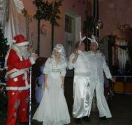 Leading to Christmas and new year corporate events and festivals