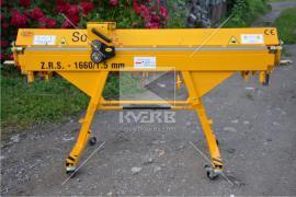 Машина для згинання листя Sorex zGR-1660