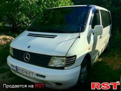 Mercedes-Benz Sprinter 208 Терміново продам в розстрочку Mersedes Vito пасажир