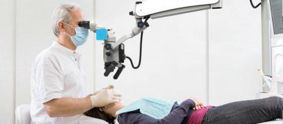 Мікроскоп стоматологічний ВРЕЙМЕР МС-1500Д