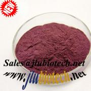 Natural Bilberry Extract Anthocyanidins sales@jlubiotech.net