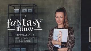 Научим рисовать, не выходя из дома! Fantasy Room набор в онлайн