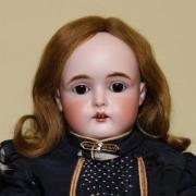 Немецкая коллекционная кукла Kestner, mold 166