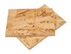 OSB-3 boards 10 mm moisture resistant produced in Europe and Ukraine