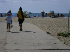 Отдых семейный у моря Дешево с удобствами Каролино Бугаз