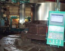 Overhaul and modernization of CNC machines