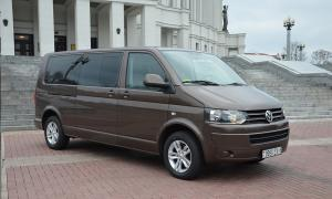Passenger transport in Minsk. Car rental in Belarus
