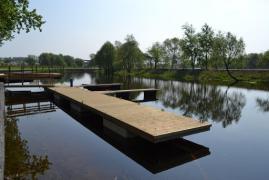 Понтоны,причалы,мостки,площадки на воде,лодочные парковки