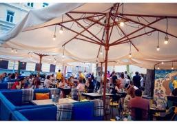 Продажа зонтов для кафе, ресторанов Одесса и вся Украина