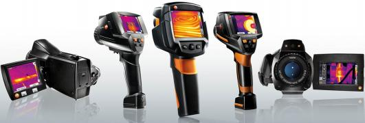 Professional thermal imagers, Testo (Germany) from 53 000 UAH
