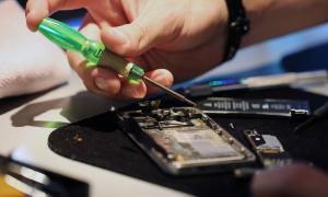 Repair phones of any complexity