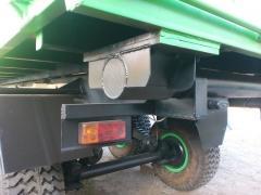 Реставрация грузовых прицепов