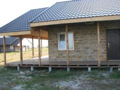Sell cottage on the shore of the sea of Azov