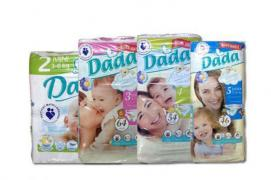 "Sell wholesale diapers ""Dada Premium Extra Soft,Comfort Fit(POLAND"