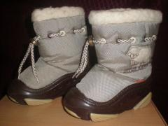 Sell winter boots Demar (dev/Mal) 14.5 cm 24-25 R