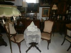 Selling antique salon in Poland