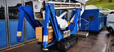 Selling hydraulic tower manipulator CELA