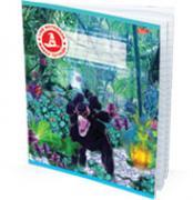 Школьная тетрадка, обложка которой может « ожить» при помощи сма