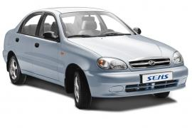 sold by ZAZ Sens sedan