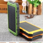 Солнечная батарея панель зарядное устройство двойное USB 10000 м
